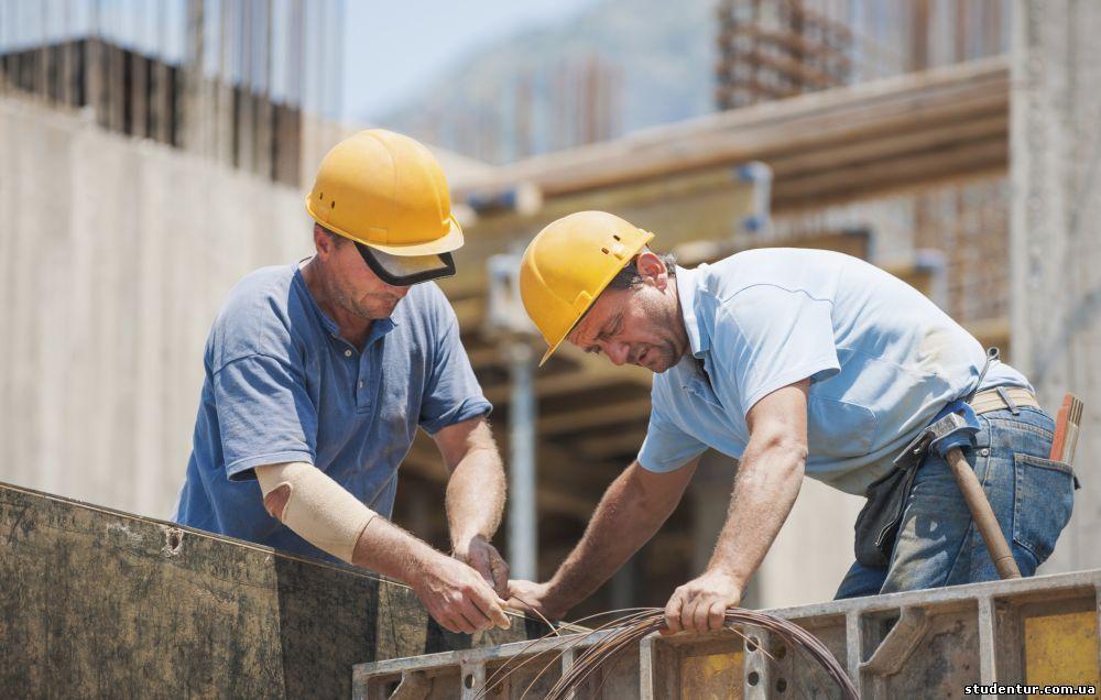 Работ в москве строительство вакансии